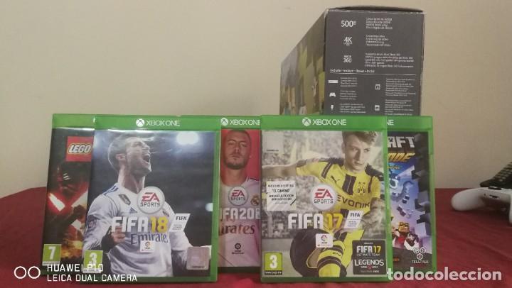 Xbox One: Consola Microsoft Xbox One S - Foto 4 - 221301915