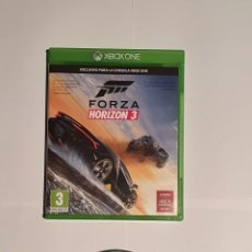 Xbox One: PACK JUEGOS XBOX ONE FISICO FORZA HORIZON 2 Y 3. VERSIÓN PAL.. Lote 221411795