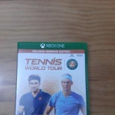 Xbox One: TENIS WORLD TOUR. Lote 221668562
