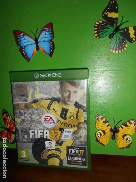 FIFA 17 FUTBOL - XBOX ONE (Juguetes - Videojuegos y Consolas - Xbox One)