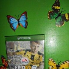 Xbox One: FIFA 17 FUTBOL - XBOX ONE. Lote 221707782