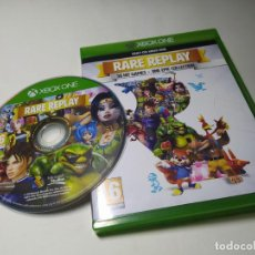 Xbox One: RARE REPLAY ( XBOX ONE - PAL - ESP). Lote 222489100
