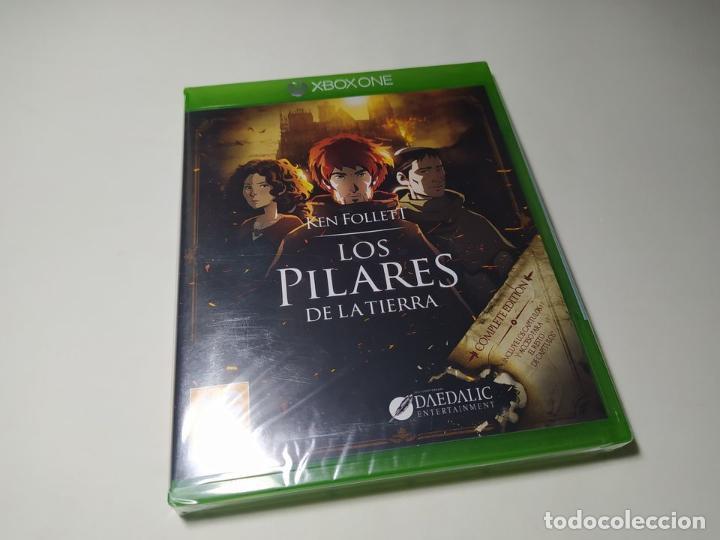 LOS PILARES DE LA TIERRA ( PRECINTADO ) ( XBOX ONE - PAL - ESP) (Juguetes - Videojuegos y Consolas - Xbox One)