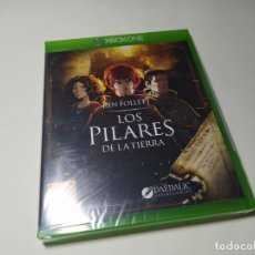 Xbox One: LOS PILARES DE LA TIERRA ( PRECINTADO ) ( XBOX ONE - PAL - ESP). Lote 222489186