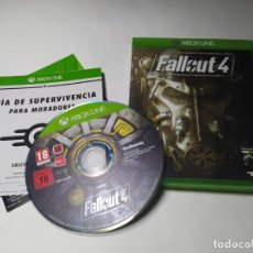 Xbox One: FALLOUT 4 ( XBOX ONE - PAL - ESP). Lote 222489262