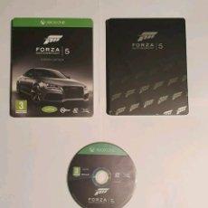 Xbox One: FORZA MOTORSPORT 5 EDICIÓN LIMITADA PAL VERSIÓN. Lote 222844582
