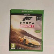 Xbox One: LOTE FORZA HORIZON 2 Y 3 PAL VERSIÓN. Lote 222845065