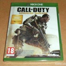 Xbox One: CALL OF DUTY : ADVANCED WARFARE PARA MICROSOFT XBOX ONE ,A ESTRENAR, PAL. Lote 223647837