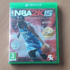 Xbox One: 08-00370 -JUEGO XBOX ONE - NBA2K15. Lote 223821017