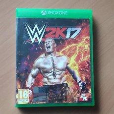 Xbox One: 08-00372 -JUEGO XBOX ONE - W2K17. Lote 223821193