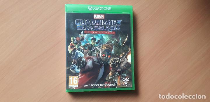 08-00378 -JUEGO XBOX ONE - GUARDIANES DE LA GALAXIA (Juguetes - Videojuegos y Consolas - Xbox One)