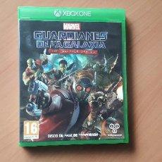 Xbox One: 08-00378 -JUEGO XBOX ONE - GUARDIANES DE LA GALAXIA. Lote 223821930