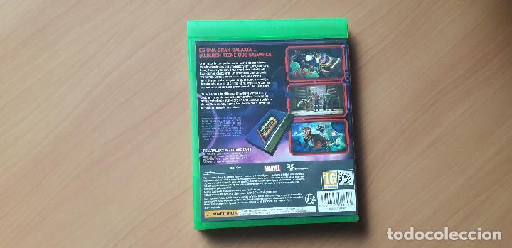 Xbox One: 08-00378 -juego xbox one - guardianes de la galaxia - Foto 2 - 223821930