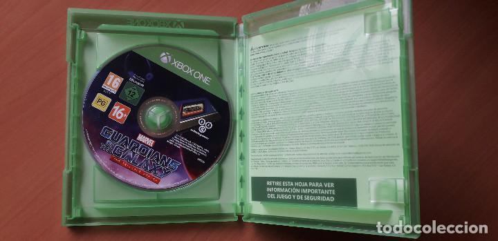Xbox One: 08-00378 -juego xbox one - guardianes de la galaxia - Foto 3 - 223821930