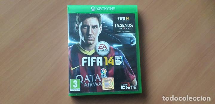 08-00380 -JUEGO XBOX ONE - FIFA 14 (Juguetes - Videojuegos y Consolas - Xbox One)