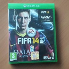 Xbox One: 08-00380 -JUEGO XBOX ONE - FIFA 14. Lote 223822105