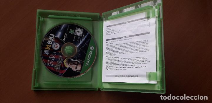 Xbox One: 08-00380 -juego xbox one - fifa 14 - Foto 2 - 223822105