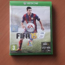 Xbox One: 08-00381 -JUEGO XBOX ONE - FIFA 15. Lote 223822193