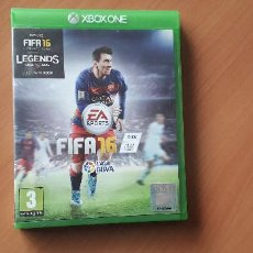 Xbox One: 08-00382 -JUEGO XBOX ONE - FIFA 16. Lote 223822462