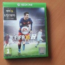 Xbox One: 08-00382 -JUEGO XBOX ONE - FIFA 16. Lote 223822462