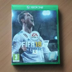Xbox One: 08-00384 -JUEGO XBOX ONE - FIFA18. Lote 223822593