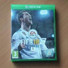 Xbox One: 08-00384 -JUEGO XBOX ONE - FIFA18. Lote 223822593