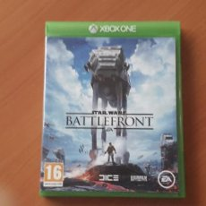 Xbox One: 21-000616 -JUEGO XBOX ONE - STAR WARS BATTLEFRONT. Lote 223822751