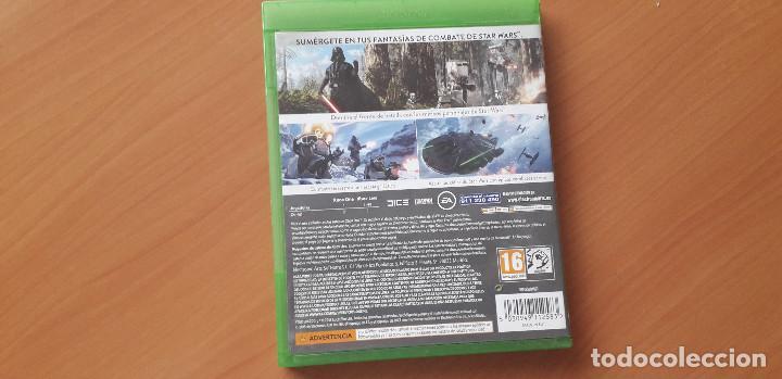 Xbox One: 21-000616 -juego xbox one - star wars battlefront - Foto 3 - 223822751