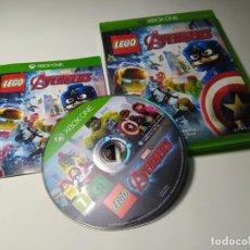 Xbox One: LEGO MARVEL VENGADORES ( XBOX ONE - PAL - EURO) CON ESPAÑOL. Lote 225289535
