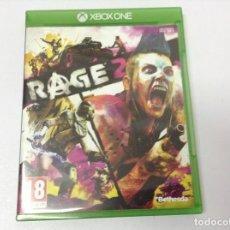 Xbox One: RAGE 2. Lote 226640010