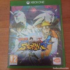 Xbox One: NARUTO SHIPPUDEN ULTIMATE NINJA STORM XBOX ONE. Lote 228722510