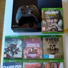 Xbox One: XBOX ONE LOTE CON VIDEOJUEGOS. Lote 233461895