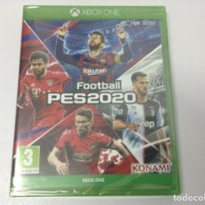 Xbox One: FOOTBALL PES2020. Lote 233530210