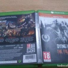 Xbox One: DYING LIGHT: THE FOLLOWING ENHANCED EDICIÓN - XBOX ONE (PAL ESP). Lote 236066850
