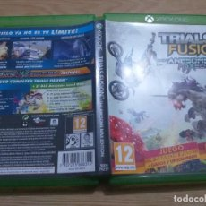 Xbox One: TRIALS FUSION XBOX ONE. Lote 236066875