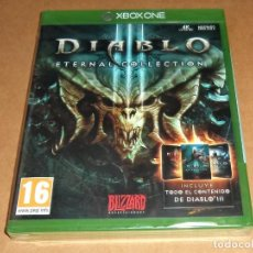Xbox One: DIABLO : ETERNAL COLLECTION PARA MICROSOFT XBOX ONE ,A ESTRENAR, PAL. Lote 236558165