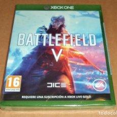 Xbox One: BATTLEFIELD V , PARA MICROSOFT XBOX ONE, A ESTRENAR, PAL. Lote 236558295