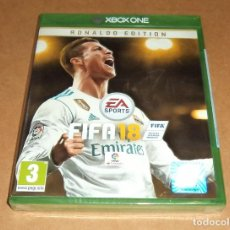 Xbox One: FIFA 18 : RONALDO EDITION PARA MICROSOFT XBOX ONE, A ESTRENAR, PAL. Lote 236558370