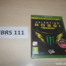 Xbox One: XBOX ONE - VALENTINO ROSSI - THE GAME , PAL UK , PRECINTADO. Lote 239952885