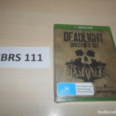 Xbox One: XBOX ONE - DEADLIGHT DIRECTOR,S CUT , PAL UK , PRECINTADO. Lote 239953075
