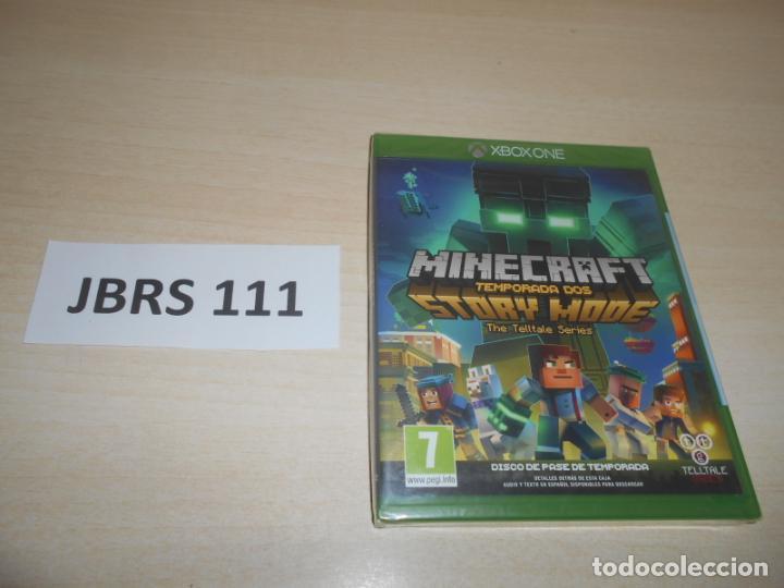 XBOX ONE - MINECRAFT - TEMPORADA DOS - STORY MODE , PAL ESPAÑOL , PRECINTADO (Juguetes - Videojuegos y Consolas - Xbox One)
