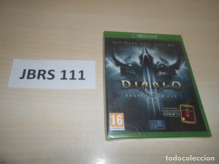XBOX ONE - DIABLO III REAPER OF SOULS - ULTIMATE EVIL EDITION , PAL ESPAÑOL , PRECINTADO (Juguetes - Videojuegos y Consolas - Xbox One)