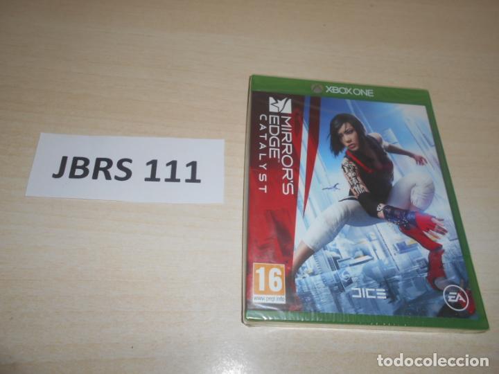 XBOX ONE - MIRRO,S EDGE CATALYST , PAL UK , PRECINTADO (Juguetes - Videojuegos y Consolas - Xbox One)