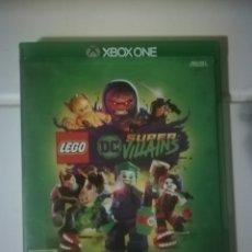 Xbox One: LEGO DC VILLAINS XBOX ONE. Lote 240236355