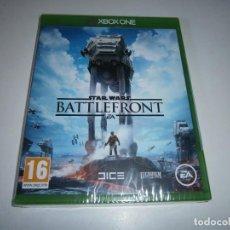 Xbox One: STAR WARS BATTLEFRONT XBOX ONE PAL ESPAÑA NUEVO PRECINTADO. Lote 240800855