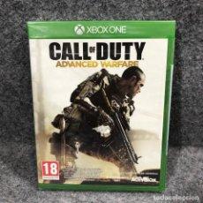 Xbox One: CALL OF DUTY ADVANCED WARFARE NUEVO PRECINTADO MICROSOFT XBOX ONE. Lote 241511790