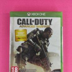 Xbox One: (PRECINTADO) CALL OF DUTY ADVANCED WARFARE ,XBIX ONE. Lote 241664090