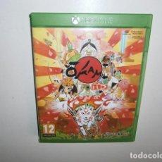Xbox One: OKAMI HD XBOX ONE. Lote 243945855
