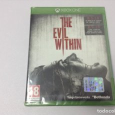 Xbox One: THE EVIL WITHIN. Lote 244554275