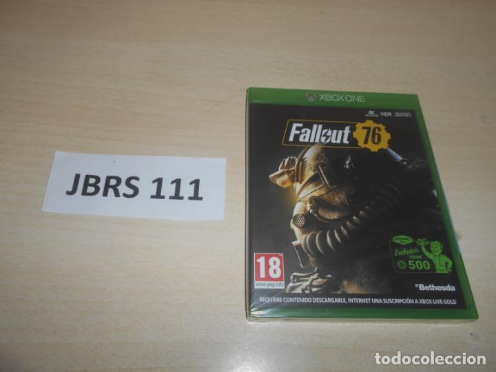 XBOX ONE - FALLOUT 76 , PAL ESPAÑOL , PRECINTADO (Juguetes - Videojuegos y Consolas - Xbox One)